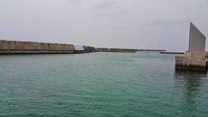 波照間の漁港